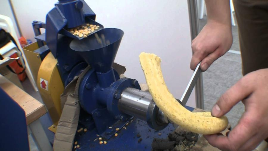 Применение зерновых экструдеров