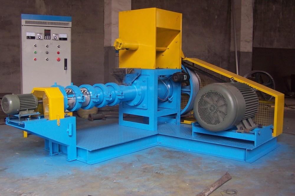 Производство зерновых экструдеров